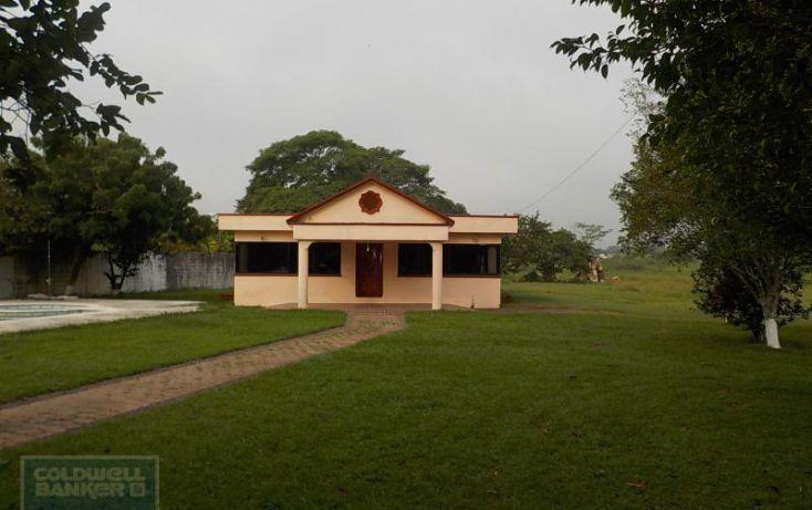 Foto de rancho en renta en, saloya 2 sección, nacajuca, tabasco, 1848150 no 02