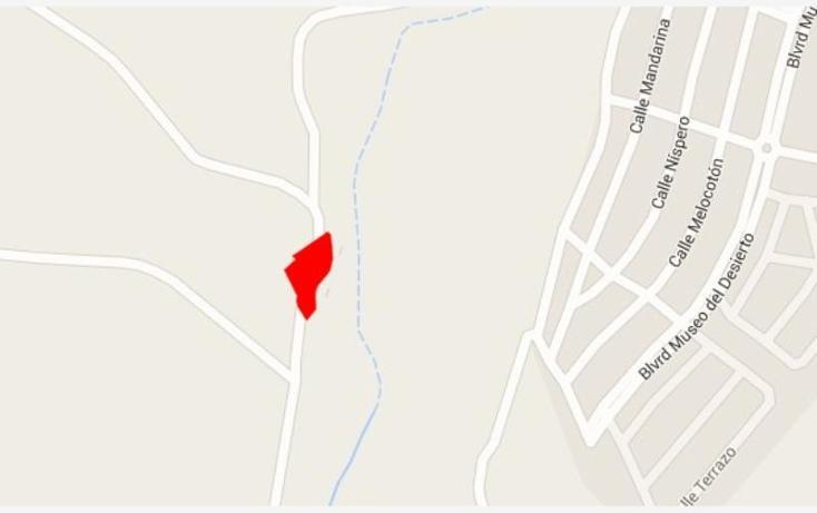 Foto de terreno comercial en venta en  , saltillo 2000, saltillo, coahuila de zaragoza, 1643192 No. 10