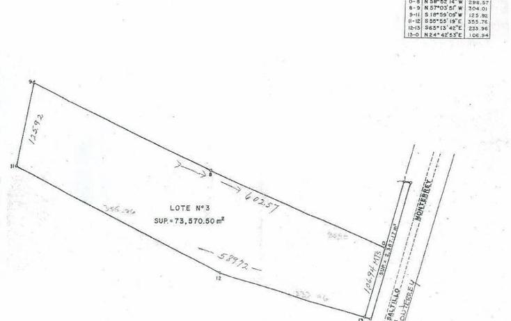Foto de terreno comercial en venta en  , saltillo zona centro, saltillo, coahuila de zaragoza, 1759786 No. 06