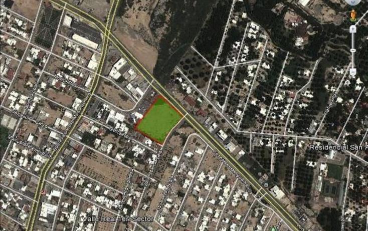 Foto de terreno comercial en venta en  , saltillo zona centro, saltillo, coahuila de zaragoza, 1769610 No. 03