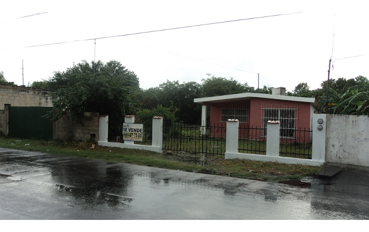 Foto de casa en venta en  , salvador alvarado oriente, mérida, yucatán, 1337651 No. 01