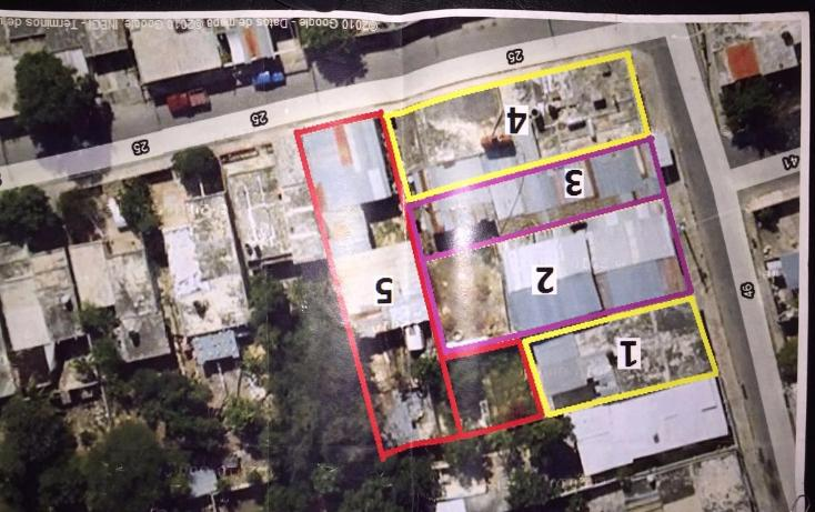 Foto de terreno habitacional en venta en  , salvador alvarado oriente, mérida, yucatán, 1800194 No. 08