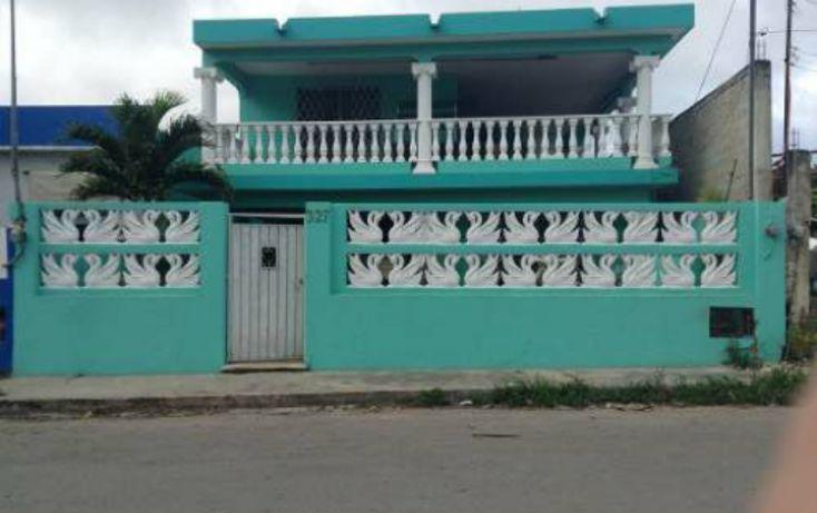Foto de casa en venta en, salvador alvarado sur, mérida, yucatán, 1186547 no 01