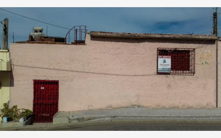 Foto de casa en venta en salvador diaz mir?n 101, montuosa, mazatl?n, sinaloa, 1585120 No. 01