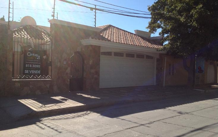 Foto de casa en venta en salvador díaz mirón 151, jardines del valle, ahome, sinaloa, 1716842 no 01