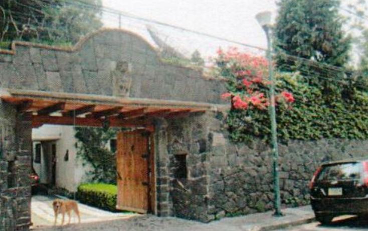 Foto de terreno habitacional en venta en  , barrio santa catarina, coyoacán, distrito federal, 1948140 No. 01