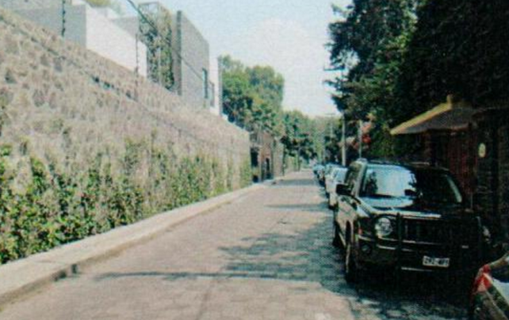 Foto de terreno habitacional en venta en  , barrio santa catarina, coyoacán, distrito federal, 1948140 No. 04