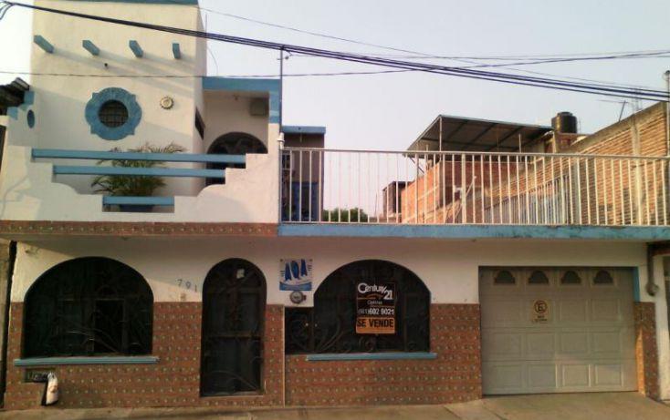 Foto de casa en venta en salvador urbina, bienestar social, tuxtla gutiérrez, chiapas, 1818200 no 01