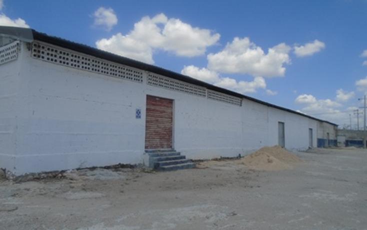Foto de nave industrial en renta en  , sambula, mérida, yucatán, 1144179 No. 02