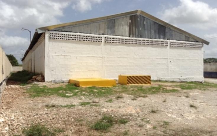 Foto de nave industrial en renta en  , sambula, mérida, yucatán, 1144179 No. 03