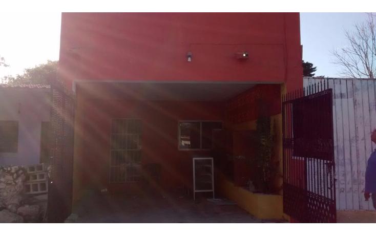 Foto de casa en venta en  , sambula, mérida, yucatán, 1665564 No. 01