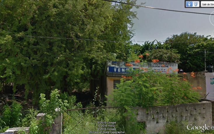 Foto de terreno habitacional en venta en  , sambula, motul, yucatán, 1661600 No. 01