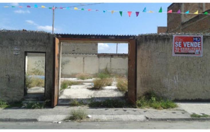 Foto de terreno habitacional en venta en samuel navarro 3383, lomas de polanco, guadalajara, jalisco, 1902608 No. 01
