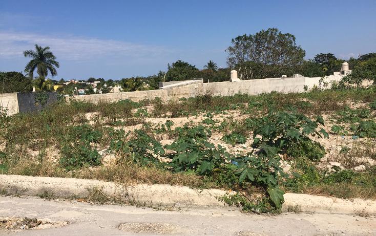 Foto de terreno habitacional en venta en  , samula, campeche, campeche, 1606048 No. 01