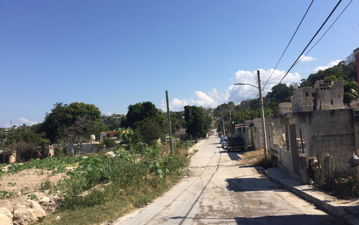 Foto de terreno habitacional en venta en  , samula, campeche, campeche, 1606048 No. 02