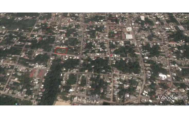 Foto de terreno habitacional en venta en  , samula, campeche, campeche, 1606048 No. 04