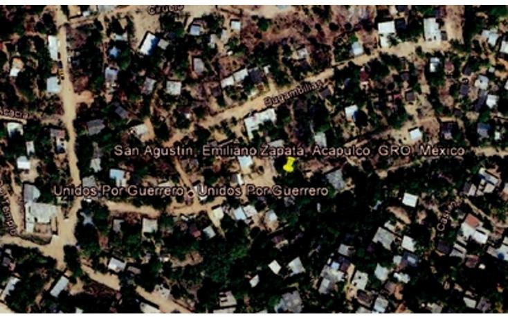 Foto de terreno habitacional en venta en  , san agustin, acapulco de juárez, guerrero, 1056411 No. 01