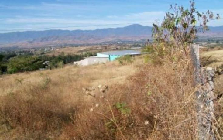Foto de terreno habitacional en venta en  , san agustin etla, san agustín etla, oaxaca, 1428023 No. 01