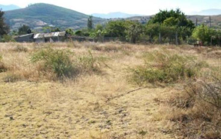 Foto de terreno habitacional en venta en  , san agustin etla, san agustín etla, oaxaca, 1428023 No. 04