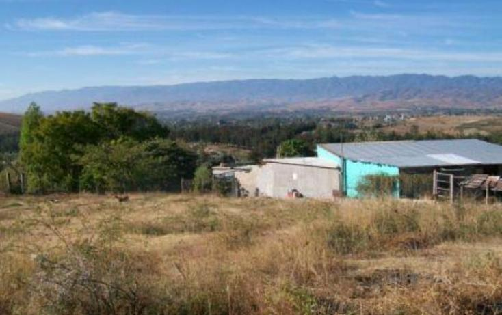 Foto de terreno habitacional en venta en  , san agustin etla, san agustín etla, oaxaca, 1428023 No. 06