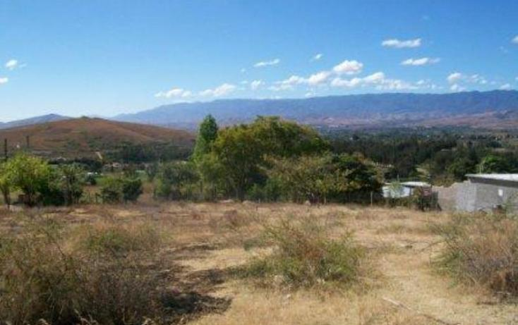 Foto de terreno habitacional en venta en  , san agustin etla, san agustín etla, oaxaca, 1428023 No. 11