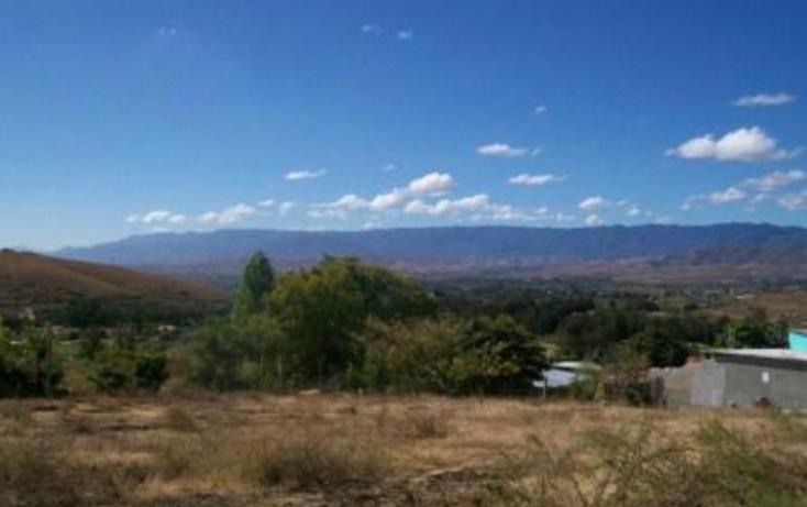 Foto de terreno habitacional en venta en  , san agustin etla, san agustín etla, oaxaca, 1428023 No. 13