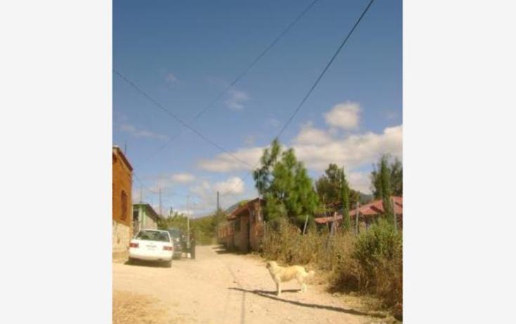 Foto de terreno habitacional en venta en  , san agustin etla, san agustín etla, oaxaca, 1428023 No. 18