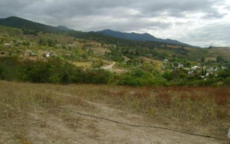Foto de terreno habitacional en venta en  , san agustin etla, san agustín etla, oaxaca, 1428023 No. 22