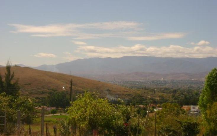 Foto de terreno habitacional en venta en  , san agustin etla, san agustín etla, oaxaca, 1428023 No. 16