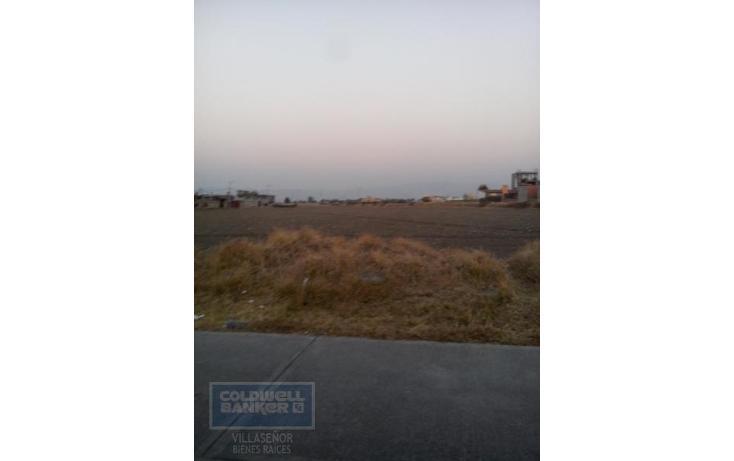 Foto de terreno habitacional en venta en  , san agustín, metepec, méxico, 1654105 No. 01