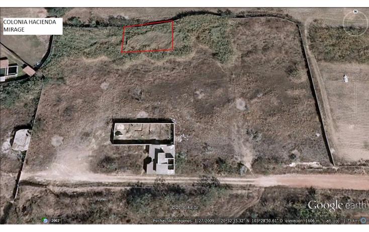 Foto de terreno habitacional en venta en  , san agustin, tlajomulco de z??iga, jalisco, 1696100 No. 07
