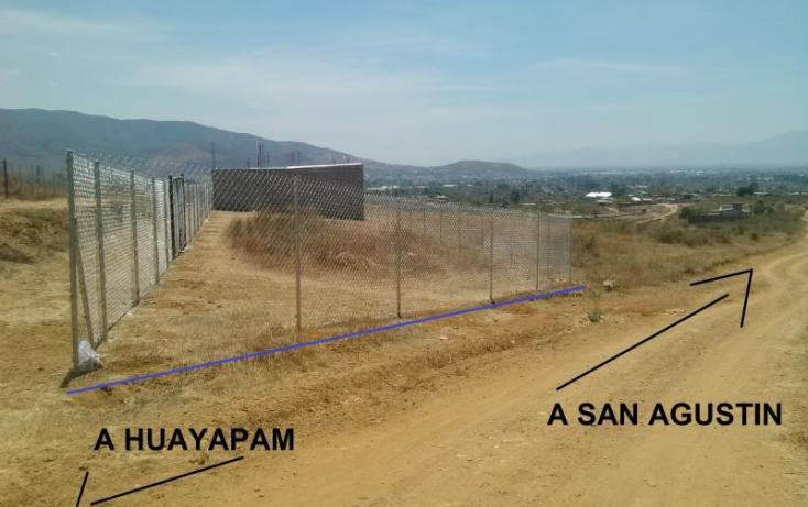 Foto de terreno habitacional en venta en, san agustin yatareni, san agustín yatareni, oaxaca, 775755 no 03