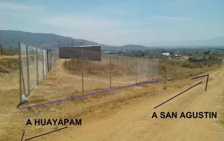 Foto de terreno habitacional en venta en  , san agustin yatareni, san agust?n yatareni, oaxaca, 775755 No. 03