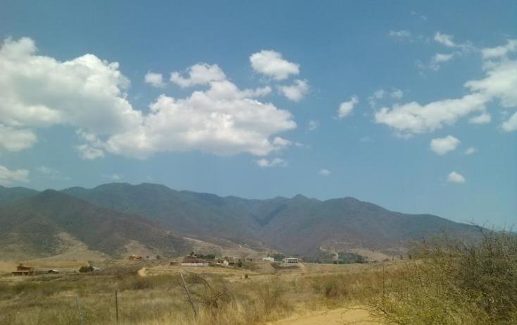 Foto de terreno habitacional en venta en, san agustin yatareni, san agustín yatareni, oaxaca, 775755 no 04
