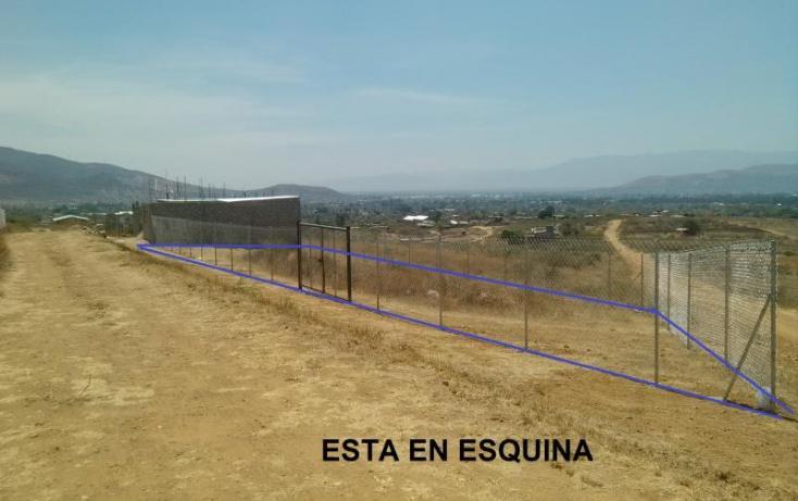 Foto de terreno habitacional en venta en, san agustin yatareni, san agustín yatareni, oaxaca, 775755 no 05