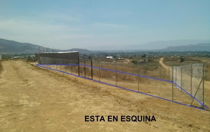 Foto de terreno habitacional en venta en  , san agustin yatareni, san agust?n yatareni, oaxaca, 775755 No. 05
