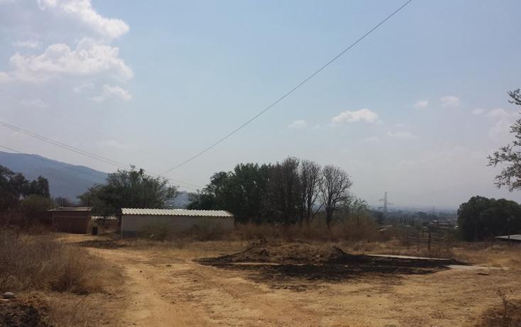 Foto de terreno habitacional en venta en  , san agustin yatareni, san agustín yatareni, oaxaca, 807405 No. 01