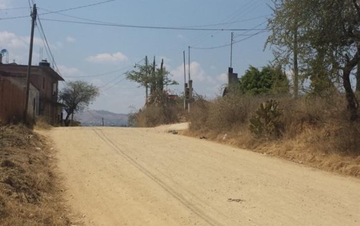 Foto de terreno habitacional en venta en  , san agustin yatareni, san agustín yatareni, oaxaca, 807405 No. 02