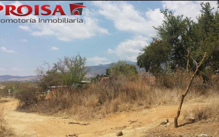 Foto de terreno habitacional en venta en  , san agustin yatareni, san agustín yatareni, oaxaca, 807405 No. 03