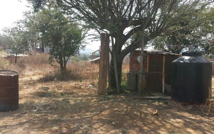 Foto de terreno habitacional en venta en  , san agustin yatareni, san agustín yatareni, oaxaca, 807405 No. 04