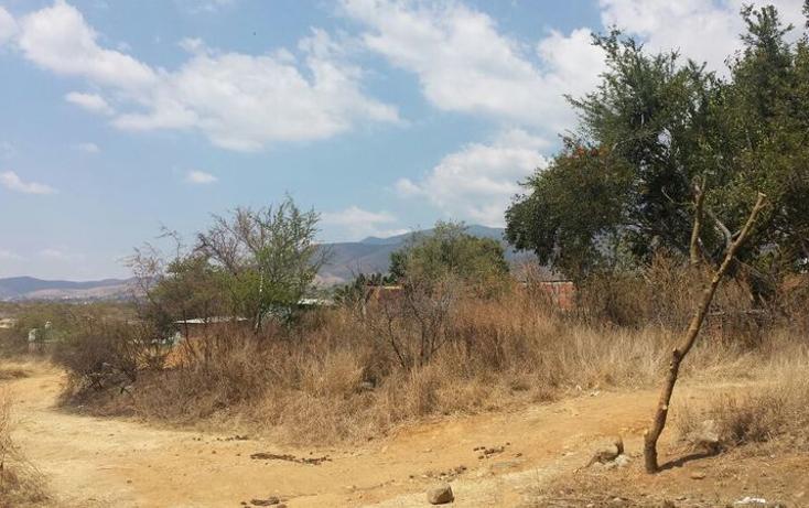 Foto de terreno habitacional en venta en  , san agustin yatareni, san agustín yatareni, oaxaca, 807405 No. 05