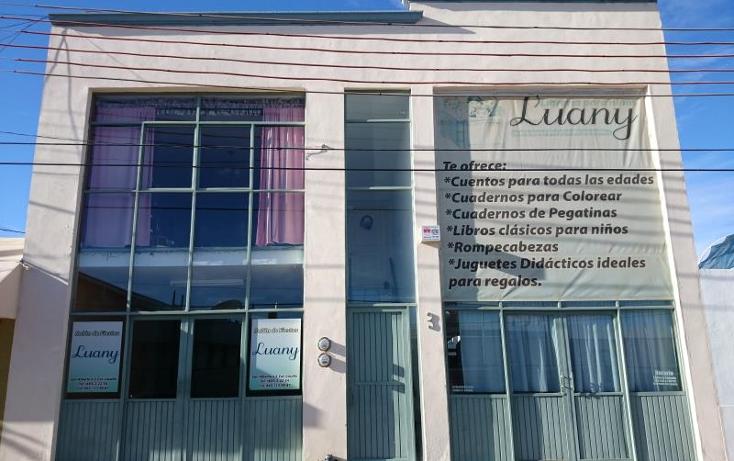 Foto de edificio en venta en san alberto 03, lasalle, fresnillo, zacatecas, 1581810 No. 01