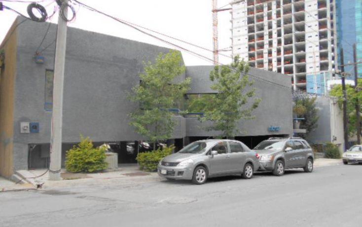 Foto de edificio en renta en san alberto 402, cojunto habitacional renzo, san pedro garza garcía, nuevo león, 1838130 no 01