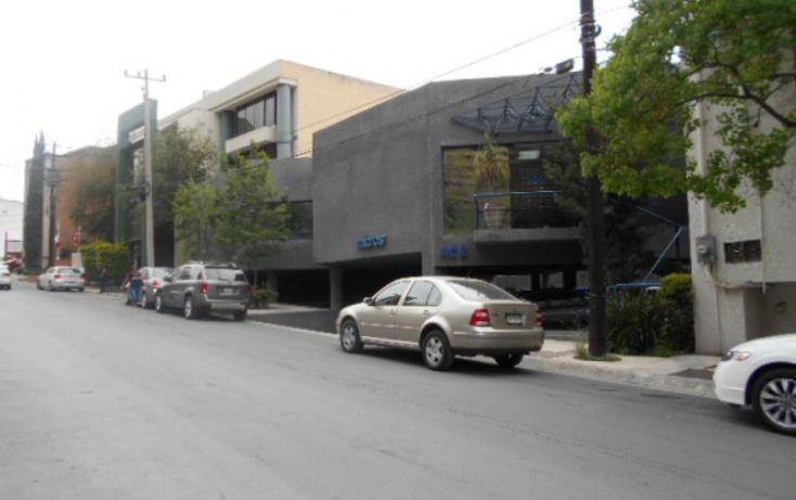 Foto de edificio en renta en san alberto 402, cojunto habitacional renzo, san pedro garza garcía, nuevo león, 1838130 no 02