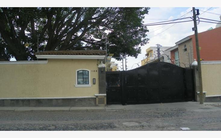 Foto de casa en venta en san alfonso 103, el campanario, zapopan, jalisco, 1843800 No. 01