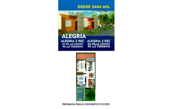 Foto de casa en venta en  , san alfonso, zempoala, hidalgo, 1357549 No. 01