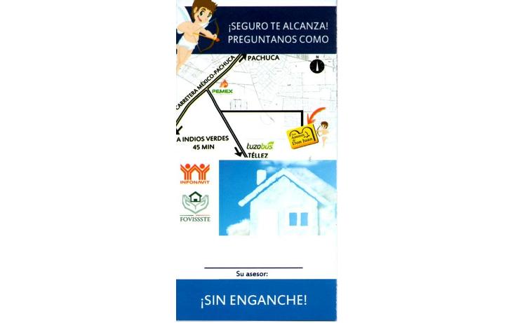 Foto de casa en venta en  , san alfonso, zempoala, hidalgo, 1357549 No. 05