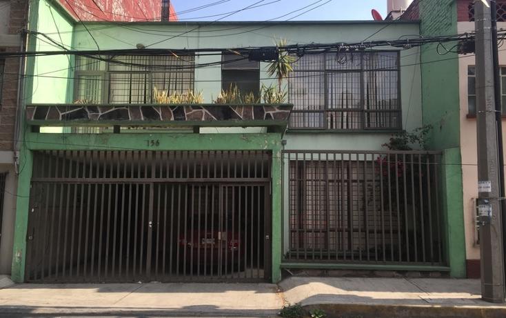 Foto de casa en venta en  , san ?lvaro, azcapotzalco, distrito federal, 1836104 No. 01