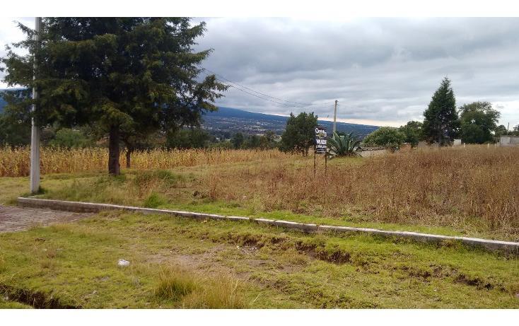 Foto de terreno habitacional en venta en  , san andrés ahuashuatepec, tzompantepec, tlaxcala, 1714074 No. 01