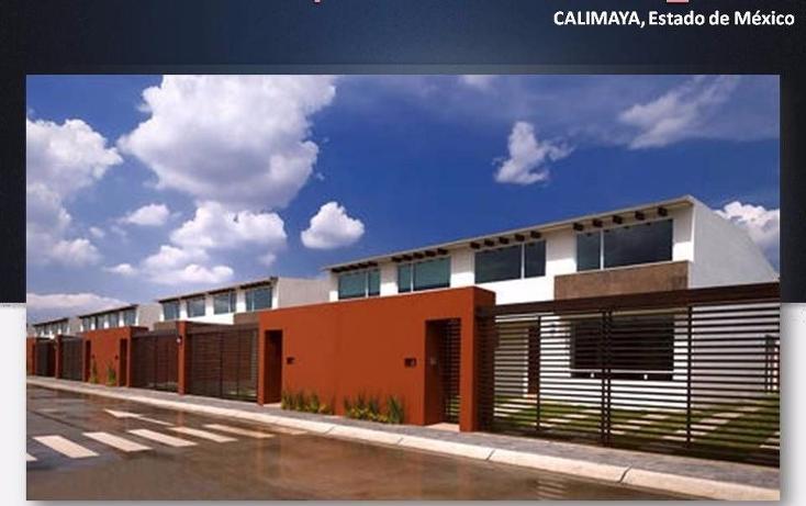 Foto de casa en renta en  , san andrés, calimaya, méxico, 1579472 No. 01